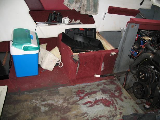 Kücheninsel Verkleben ~ teilrestauration sea ray 200 cc donau forum der